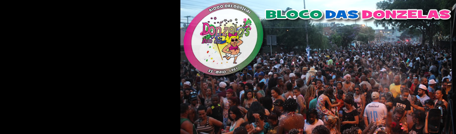 FESTA DO BLOCO DAS DONZELAS 2017